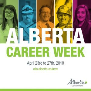 Community and Career Services Fair - Alberta Career Week @ Wainwright Alberta Works Centre