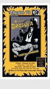 The House of Dracula - a comedy horror @ Communiplex Theatre | Wainwright | Alberta | Canada