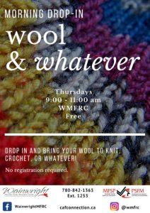 Wool & Whatever @ Military Family Resource Centre