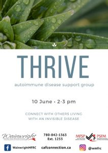 Thrive: Autoimmune Disease Support Group