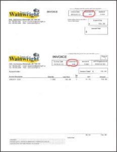AR Invoice