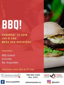 BBQ! @ Mes Des Officiers